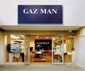 GAZ MAN